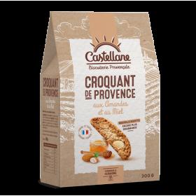 Croquants de Provence aux...