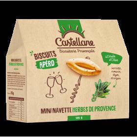 Mini Navettes aux Herbes de...